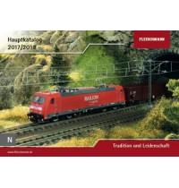 Fleischmann N Katalog 2017/18