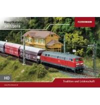 Fleischmann H0 Katalog2017/18