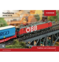 Fleischmann N Katalog 2018/19