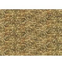 1 Dekorpappe Kalksteinmauer k