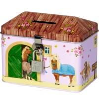 Spardose Mein kleiner Ponyhof