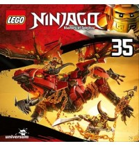 CD Lego Ninkago 35: Oni-Land