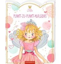 Punkt-zu-Punkt-Malspaß Prinzessin Lillifee