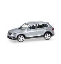 VW Tiguan  met.tungsten silve