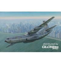 1/144 Douglas C-133A Cargomas Roden: Douglas C-133A Cargomaster in 1:144