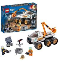 Rover Testfahrt