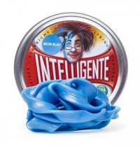 Neon Blau Intelligente Knete