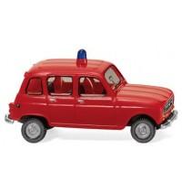 Wiking - Feuerwehr - Renault R4