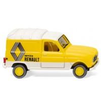 Renault R4 Kastenwagen