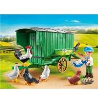 PLAYMOBIL 70138 - Country - Mobiles Hühnerhaus