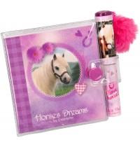 Depesche - Horses Dreams - Mini Schreibbloc k mit Kugelschreiber