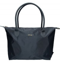 Depesche - Trend LOVE - Handtasche groß, dunkelblau