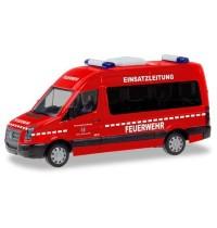 Herpa - VW Crafter Bus HD Einsatzleitung Feuerwehr Eschwege