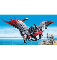 PLAYMOBIL 70039 - Dragons - Deathgripper mit Grimmel