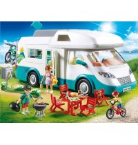 PLAYMOBIL 70088 - Family Fun - Familien-Wohnmobil