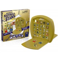Winning Moves - Top Trumps Match - World Football Stars, multilingual