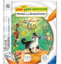 Ravensburger Buch - tiptoi - Merken und Konzentrieren
