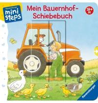 Ravensburger Buch - ministeps - Mein Bauernhof-Schiebebuch