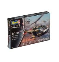 Revell - Bell UH-1H Gunship