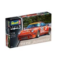 Revell - Porsche 934 RSR Jägermeister