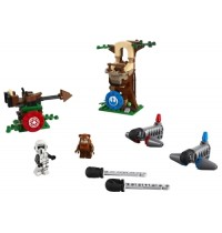 LEGO Star Wars 75238 - Action Battle Endor Attacke