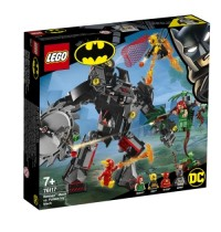 LEGO DC Comics Super Heroes 76117 - Batman Mech vs. Poison Ivy Mech