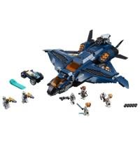 LEGO Marvel Avengers Movie 4 76126 - Ultimativer Avengers-Quinjet