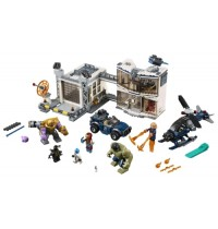 LEGO Marvel Avengers Movie 4 76131 - Avengers-Hauptquartier