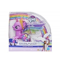 Hasbro - My Little Pony Regenbogenflügel Twilight Sparkle