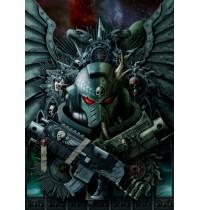 Puzzle Warhammer 40k (500 T)