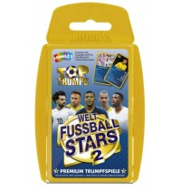 Top Trumps - Weltfussball Sta