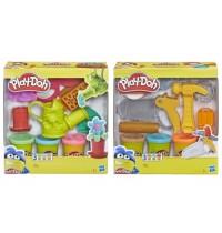Play-Doh Spielsets Garten und Play-Doh Spielsets Garten und Werkstatt