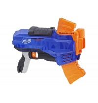 Hasbro - N-Strike Elite Rukkus ICS-8