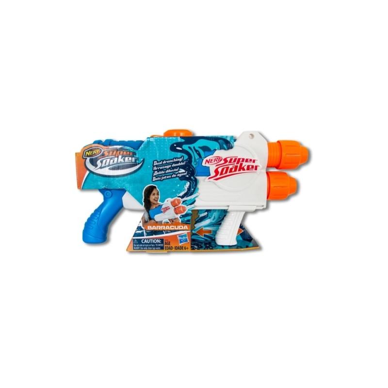 Hasbro - Nerf Super Soaker Barracuda