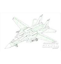 1/144 F-14B Tomcat - Hersteller: Trumpeter