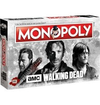 Winning Moves - Monopoly - The Walking Dead AMC