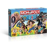 Winning Moves - Monopoly - One Piece