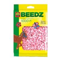 Bügelperlen perl-rosa 1000St