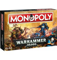 Winning Moves - Monopoly Warhammer 40,000