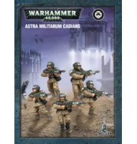 EASY TO BUILD ASTRA MILITARUM Warhammer 40,000 - Astra Militarum