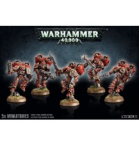 CHAOS SPACE MARINE RAPTORS Warhammer 40,000 - Chaos Space Marines