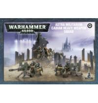 CADIANISCHER UNTERSTÜTZUNGSTR Warhammer 40,000 - Astra Militarum