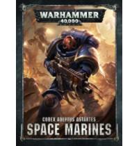 CODEX: SPACE MARINES (HB) (DE Warhammer 40,000 - Space Marines