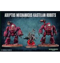 ADEPTUS MECHANICUS KASTELAN R Warhammer 40,000 - Adeptus Mechanicus