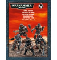 CHAOSKULTISTEN Warhammer 40,000 - Chaos Space Marines