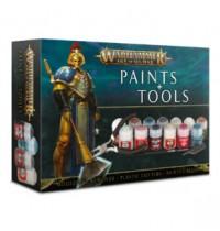 AOS PAINTS+TOOLS GER/CH/ITA/D Warhammer - Warhammer Generic