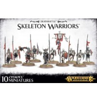 DEATHRATTLE SKELETON WARRIORS Warhammer - Vampire Counts