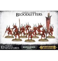 DAEMONS OF KHORNE BLOODLETTER Generic - Chaos Daemons