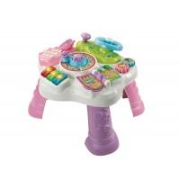 Abenteuer Spieltisch pink