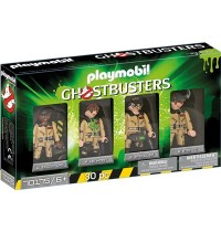 PLAYMOBIL 70175 - Ghostbusters - Ghostbusters Figurenset Ghostbusters